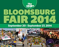 The 159th Bloomsburg Fair
