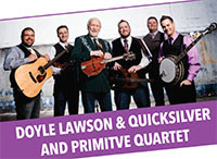 Doyle Lawson & Quicksilver and Primitive Quartet