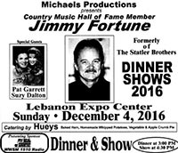 Jimmy Fortune at Lebanon Expo Center
